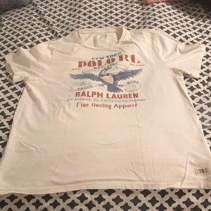 Polo Ralph Lauren t shirt size xl